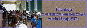 Warsztaty genealogiczne-2017