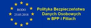 Polityka Bezpieczeństwa Danych Osobowych w BPP i Filiach